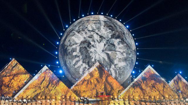 Elkezdődött a harmadik Nomád Világjátékok