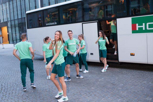 Érkezik a magyar aerobik csapat a wroclawi Világjátékokra